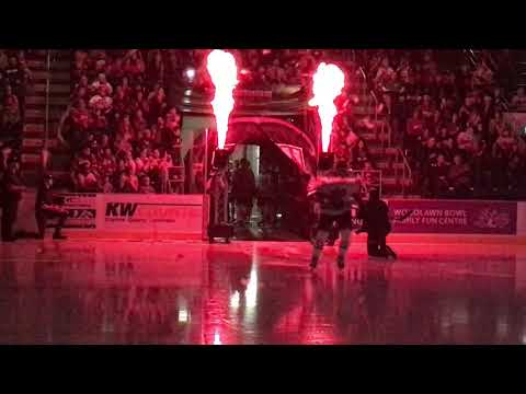 Guelph Storm Home Opener 2019-20