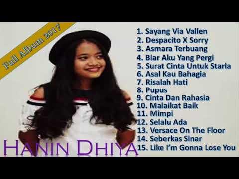 Full Album Hanin Dhiya 2017 Edisi Sayang Via Vallen