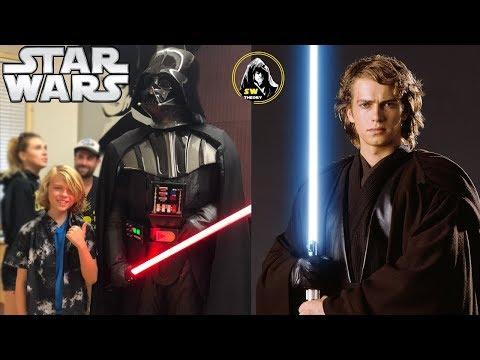 Meet Your NEW Anakin Skywalker!  Star Wars Theory Vader Fan Film