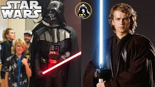 Meet Your NEW Anakin Skywalker! - Star Wars Theory Vader Fan Film