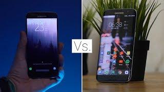 Galaxy S7 Vs. S7 Edge In 2018!