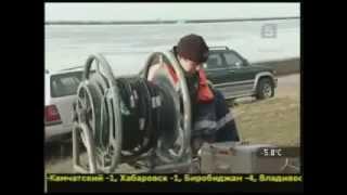 Подводный тоннель в Балтийске (архив, 5 канал)