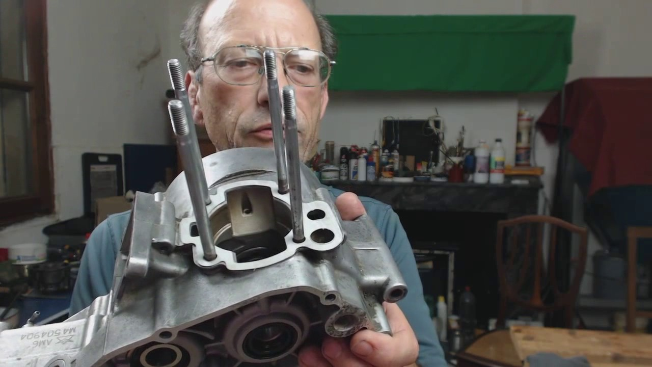 AM6 Engine Assembly Guide - Part 5 - Crankcase preparation & assembly