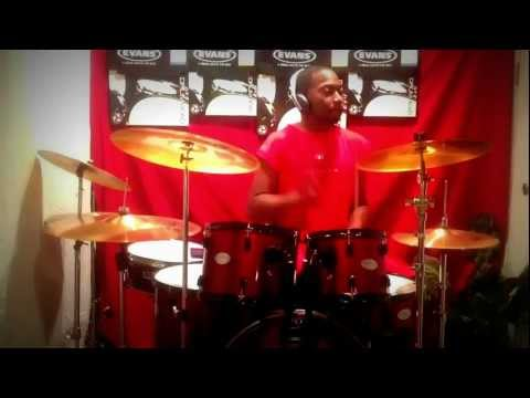 Reppin The Kingdom By Deitrick Haddon _  J Moss,C Jones,T Tribbett,T Haddy Drumcover By JohnO