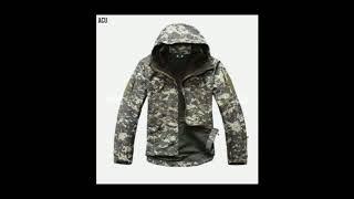 Men Waterproof Windproof Warm Coat