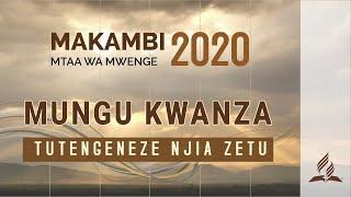 Kipindi cha Shukrani: Makambi Mwenge 01/8/2020 || Walimu wa Watoto