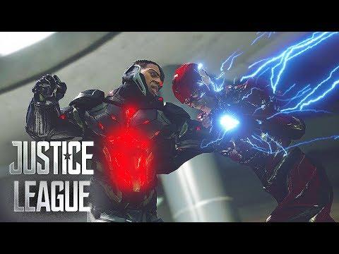 Justice League Ultimate - The Flash VS...