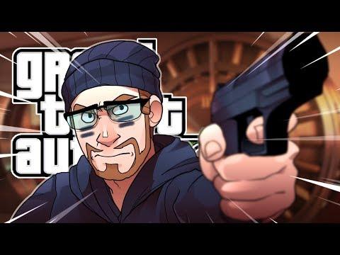 GTA 5 EPIC BANK HEIST! (GTA 5 RP Multiplayer RolePlay)