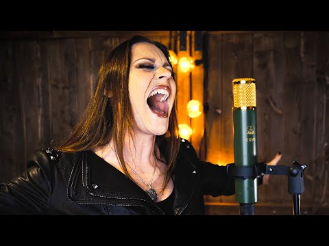 Let It Go - Frozen (cover by Floor Jansen)