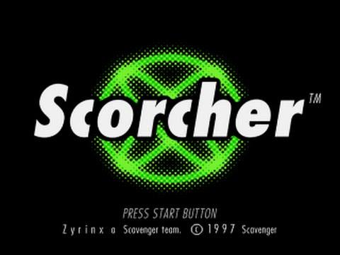 Sega Saturn Longplay [016] Scorcher