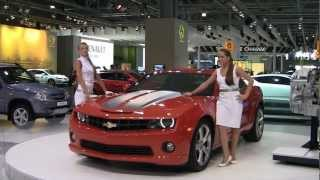 Chevrolet  in Moscow AutoShow MIMS 2010