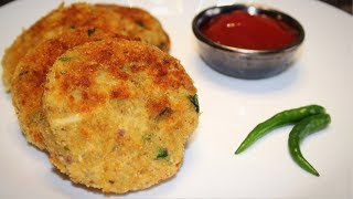 Chicken & Potato Cutlets Recipe -How To Make Cutlets Easy by (Cook with Madeeha)