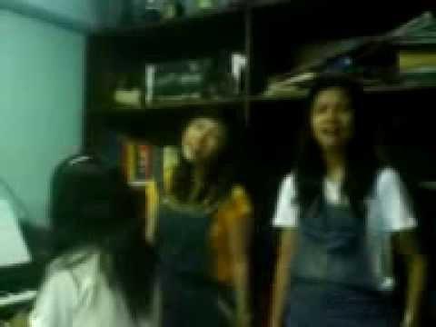 vierra (bersama mu) Meldyana, cathrine dan nathania