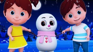 Jingle Bells | Christmas Songs For Children | nursery rhymes | kids songs | kids tv