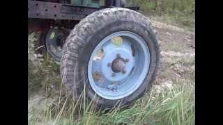 Диски ГАЗ 52 на трактор