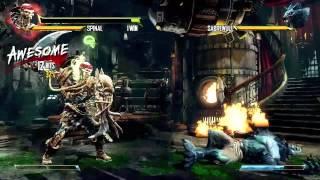 Killer Instinct (Xbox One) Arcade as Spinal