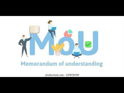 """""""MOU หรือ บันทึกข้อตกลง"""" เป็น """"สัญญา"""" หรือไม่ เพราะอะไร (คลิปนี้มีคำตอบ)"""