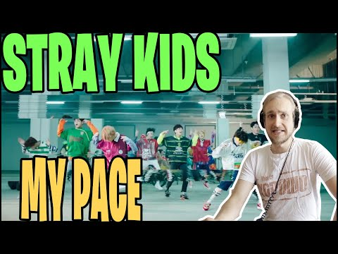 STRAY KIDS - MY PACE. ЖУРНАЛ МОДЫ ИЗ 80-90х (РЕАКЦИЯ)