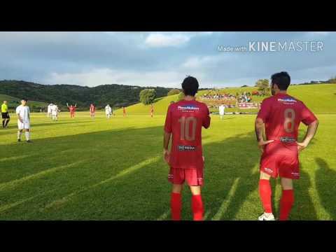 Waiheke Utd vs Claudelands Rovers AFC