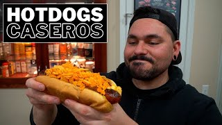 Estos SI son Hot Dogs Caseros | La Capital