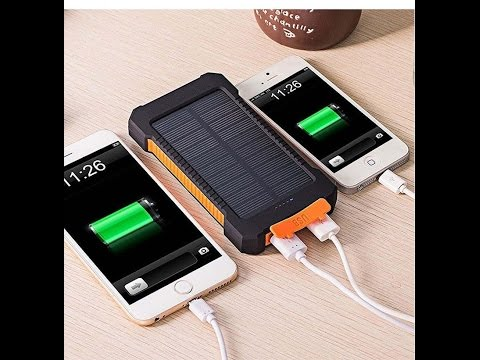 Finding The Best Solar Power Bank 300000mah + Worldwide FREE SHIPPING!