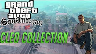 GTA San Andreas Collection of Useful Cleo Mods in Single Link 2017