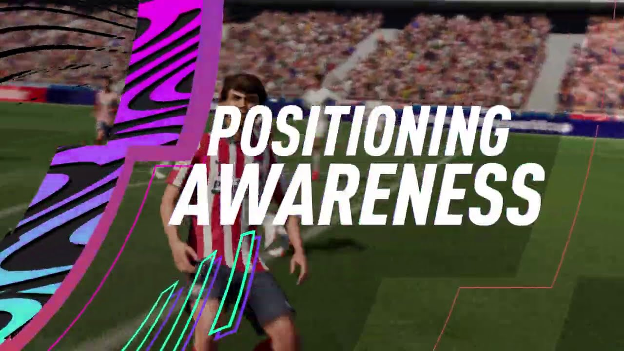 FIFA 21 | POSITIONING AWARENESS