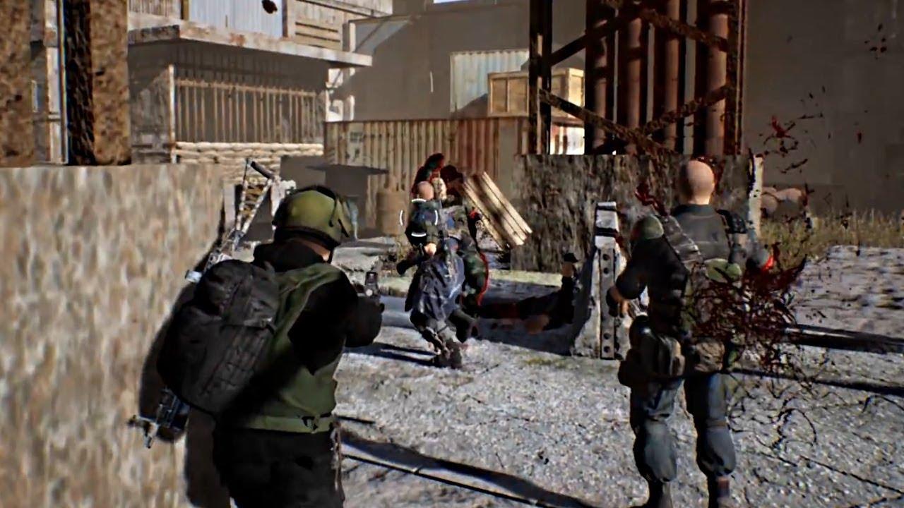 POSTWORLD - Alpha Gameplay Trailer (Upcoming Action RPG ...