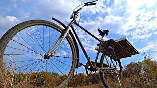 ✅Электро велосипед на Солнечной Тяге ⚡Использую чистую, возобновляемую свободную энергию!