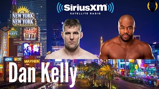 Dan Kelly: Rashad Evans Bout 'More Exciting Matchup Than I Could've Hoped For'