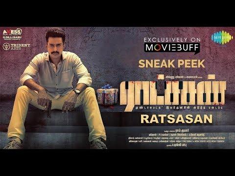 Ratsasan - Moviebuff Sneak Peek | Vishnu Vishal | Amala Paul | Ghibran | Ramkumar | G.Dilli Babu