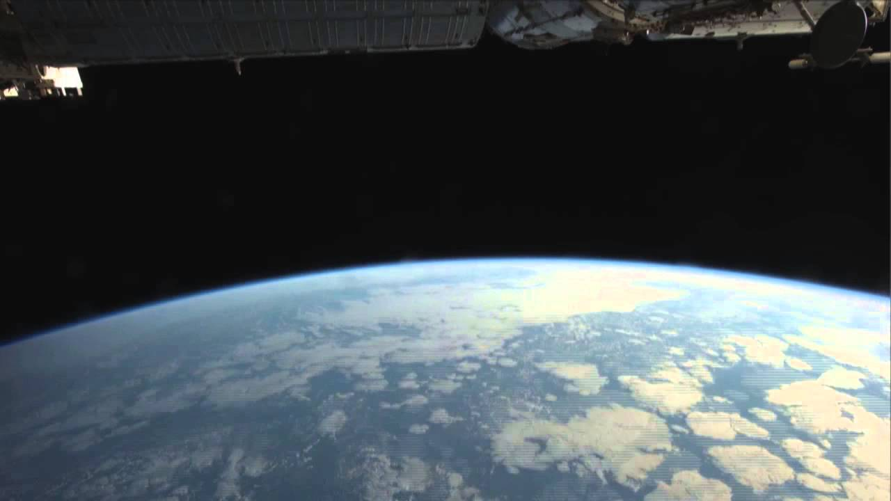 4 Hours On Space Station - 3 Sunrises, 2 Sunsets | Time ...
