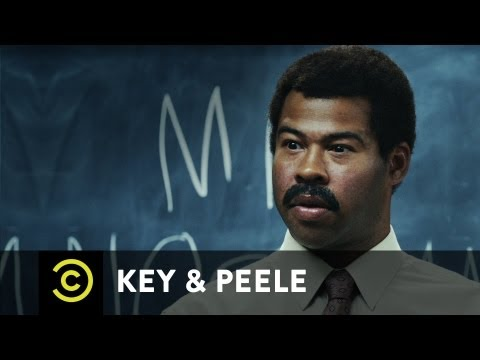 Key & Peele - Mr. Nostrand's Big Mistake