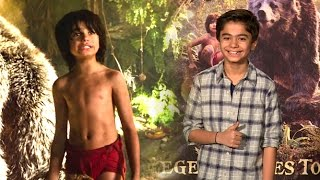 UNCUT: The Jungle Book 2016 Hindi Trailer Launch | Neel Sethi As Mowgli