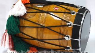 Dhol Hip Hop Beat (Instrumental 2014)