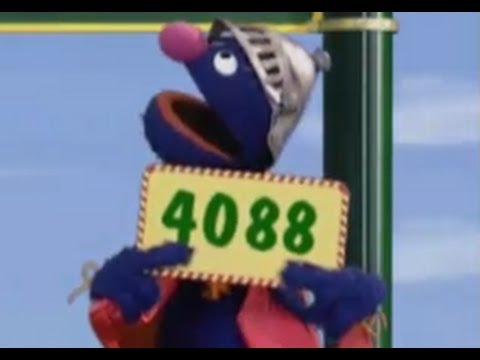 Sesame Street Episode 4088 👀