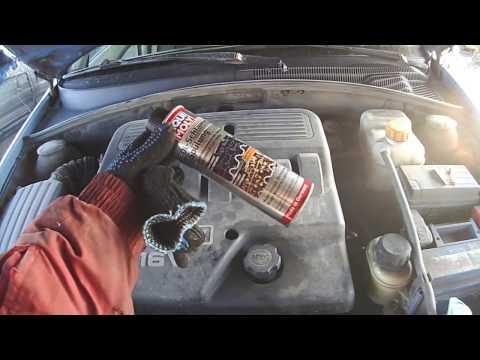 То-90 000 Повторная замена масла Chevrolet Lacetti ( Лачетти вторые руки)
