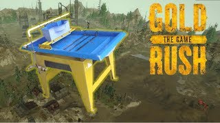 Adding a Wave Table and Learning to Fly! - Gold Rush Gameplay - Gold Rush The Game