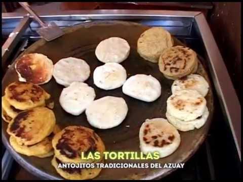 Las Tortillas antojitos tradicionales del Azuay