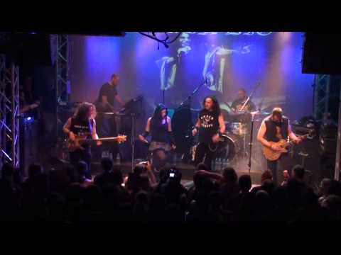 Rock n' Roll Children Athens 2014 - Lady Of The Lake (Evita Mitsopoulou)