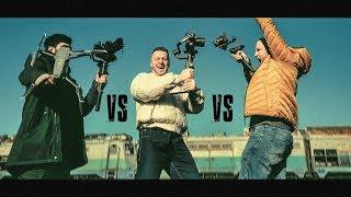 Black Magic Pocket Cinema Camera 4K vs Canon 1DX Mark II vs Sony A7III vs DJI Osmo Pocket Comparison