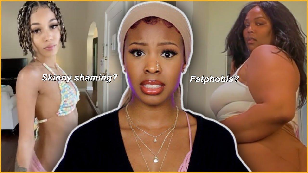 The Skinny Propaganda | 'Thin Shaming vs Fatphobia'