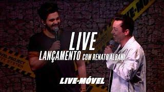Luan Santana - Pocket Show - Lançamento Live-Móvel com Renato Albani