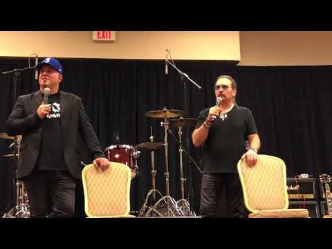 Eric Singer Full Q&A - Indy KISS Expo 2018