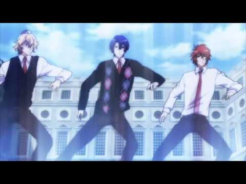 anime dance saxobeat amv
