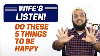 How To Keep Your Husband Happy! (Without getting stressed)