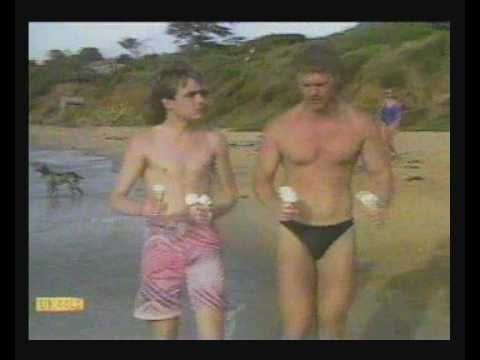 Neighbours - HENRY & NICK ( Craig McLachlan & Mark Stevens )
