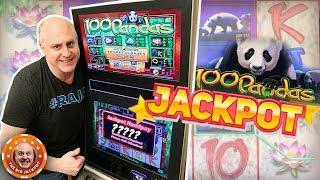 🐼JACKPOT PANDEMONIUM! 🐼100 Pandas BIG WIN$ at $50 Bets 💥| The Big Jackpot