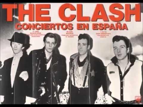 The Clash audio live in San Sebastian, Spain 1981