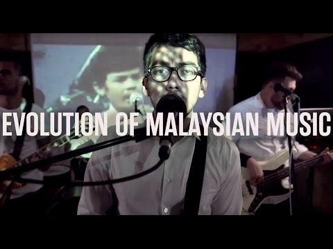 Evolusi Muzik Malaysia | Evolution of Malaysian Music (part 1)